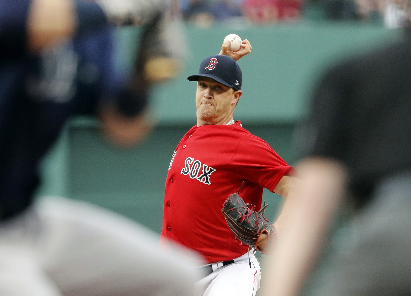 Steven Wright on verge of re-entering picture for Red Sox