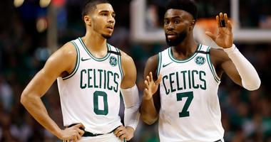 Jayson Tatum, Jaylen Brown, Celtics