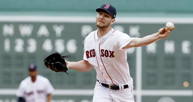 Sam Kennedy on GHS: Red Sox not second-guessing Chris Sale extension following elbow injury