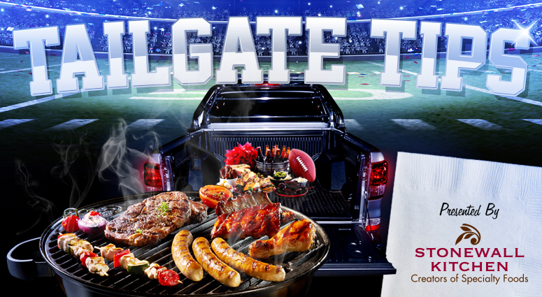 New England's winning recipe: Game Day Meals