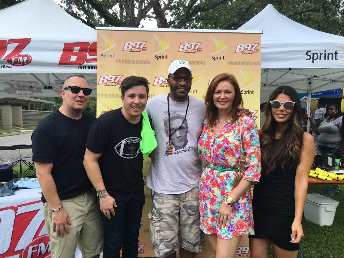 Kidd's Kids Family Fun Day and Fundraiser   B97 FM