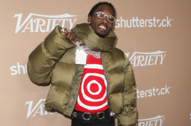 Offset, Kiari Kendrell Cephus. Variety's 2nd Annual Hitmakers Brunch held at The Sunset Tower Hotel