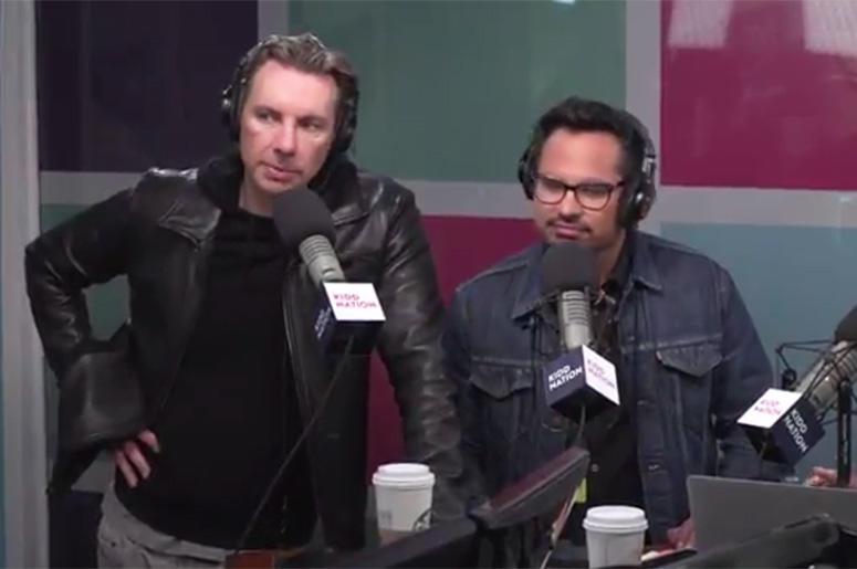 Dax Shepard & Michael Pena talk CHiPS Movie | B97 FM