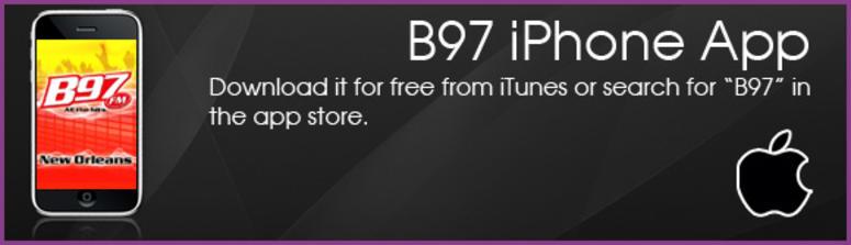 Download the App | B97 FM