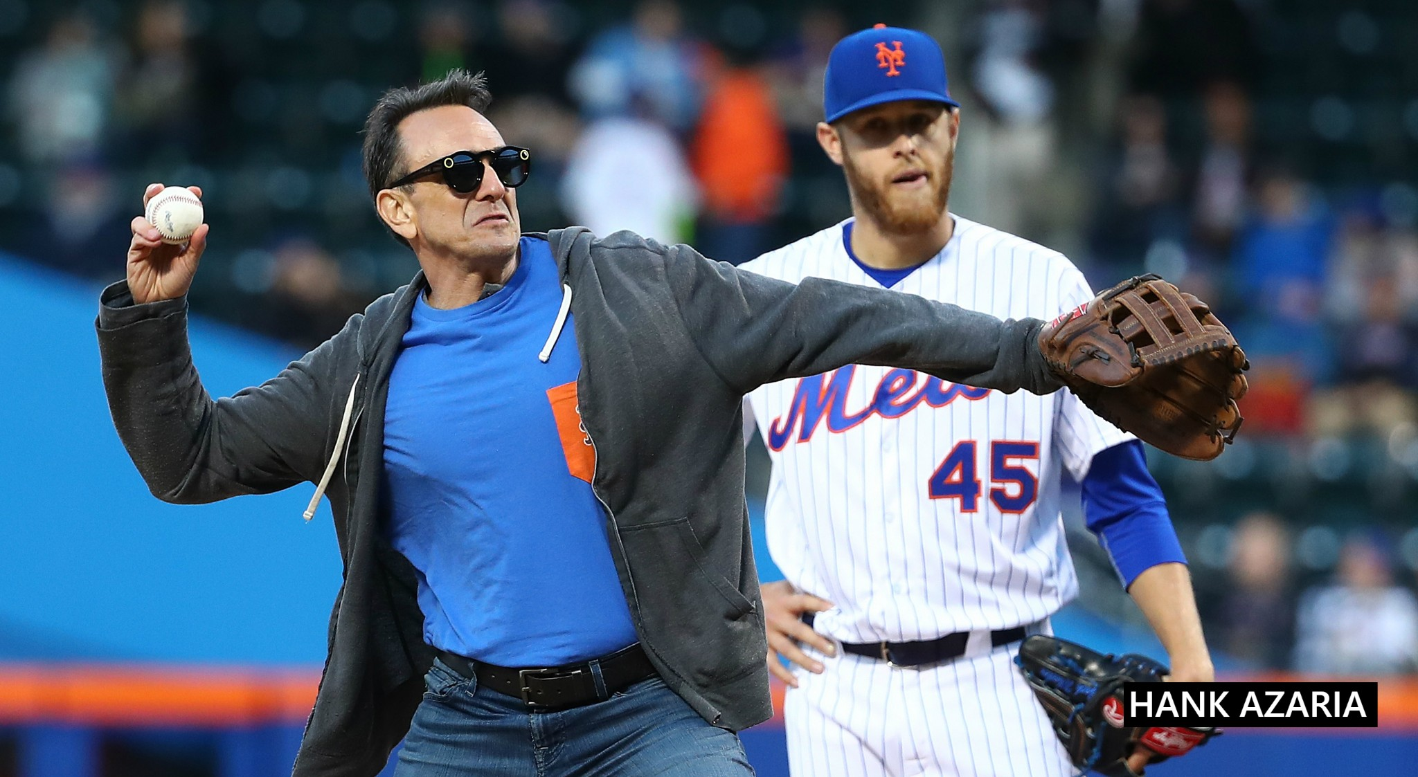 Hank Azaria on 'CMB': Mets Are Playing Relevant Games Well