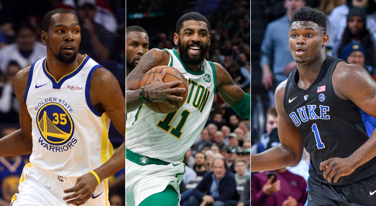Knicks Landing Kevin Durant, Kyrie Irving, Zion Williamson