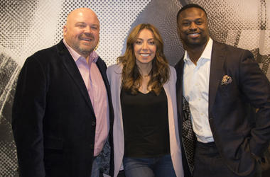 The Afternoon Drive With Chris Carlin, Maggie Gray and Bart Scott