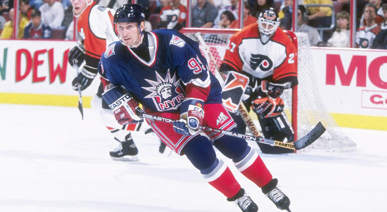 Wayne Gretzky in 1997
