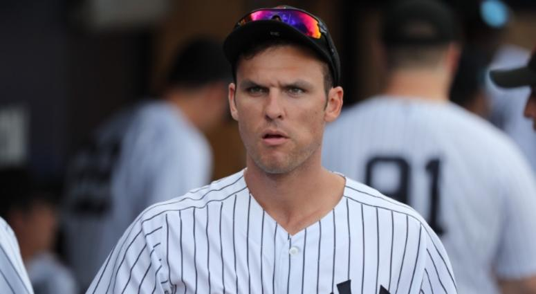 buy popular ea0b3 73585 Yankees' Greg Bird To Undergo Ankle Surgery, Out 6-8 Weeks ...
