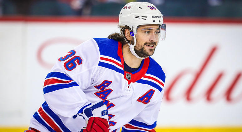 the best attitude e1a80 82837 Hartnett: Is Mats Zuccarello Part Of Rangers' Plan For ...