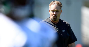 Jets defensive coordinator Gregg Williams