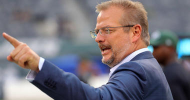 Jets general manager Mike Maccagnan