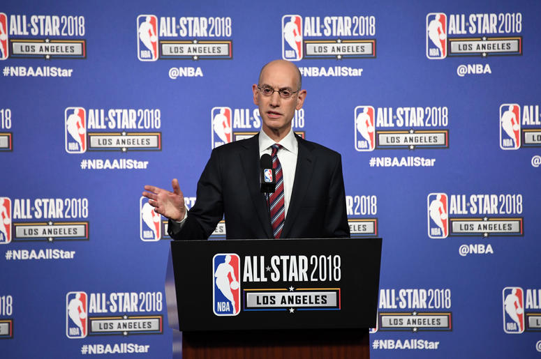 Adam Silver: Market Size Has Become Less Relevant