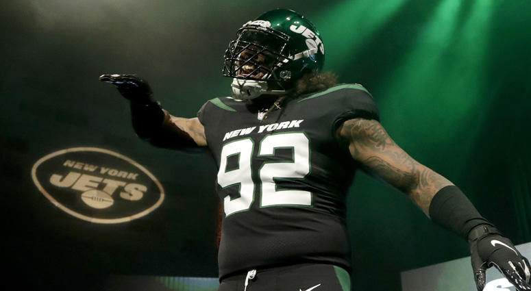 bad16059 Jets Unveil New Uniforms, Logo | WFAN Sports Radio 66AM 101.9FM