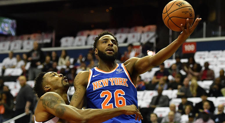 Knicks' Robinson Named To NBA All-Rookie Second Team