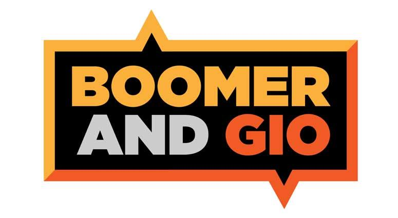 'Boomer and Gio': Podcast And Moment Of The Day For June 10, 2019