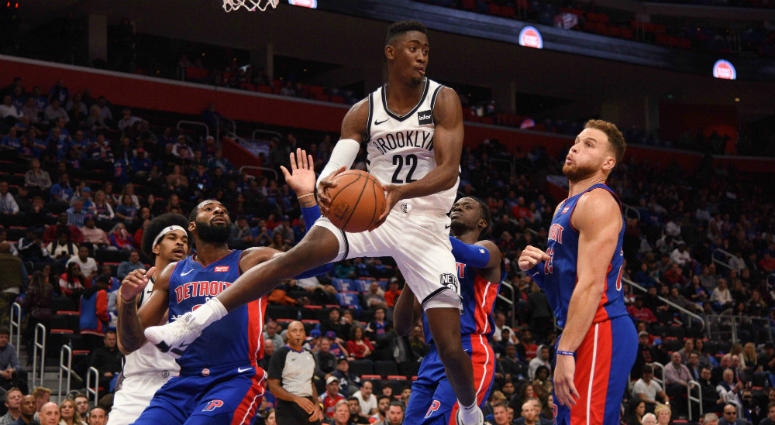new products abe90 5656e Nets Coach Kenny Atkinson On WFAN: Caris LeVert Has 'Made A ...