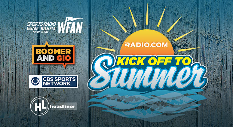 Boomer and Gio Kick Off to Summer 2019