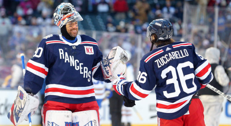 Henrik Lundqvist Tears Up Talking About Mats Zuccarello Trade Wfan