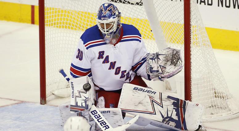 Rangers Have Plenty Of Problems But Henrik Lundqvist Ain T One