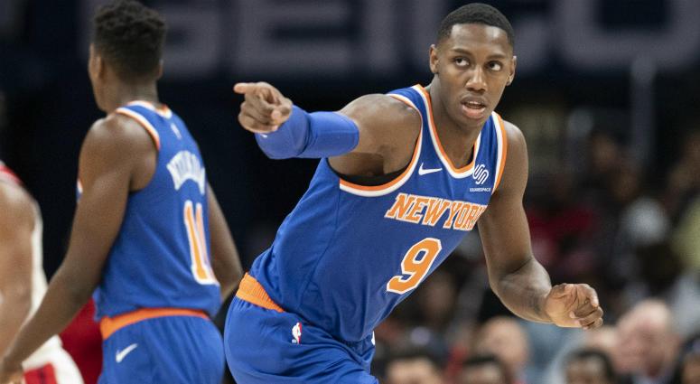 Schmeelk: Knicks Show Slight Glimpse Of Potential In Preseason Opener