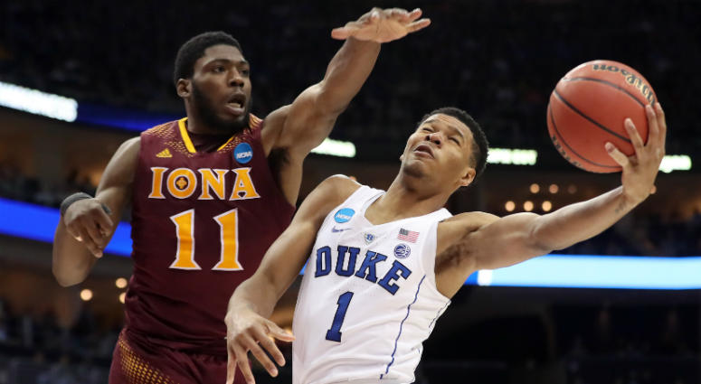 Dismissed Iona Player Says He Punched Assistant Coach In