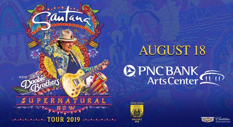 Santana @ PNC Tour 2019