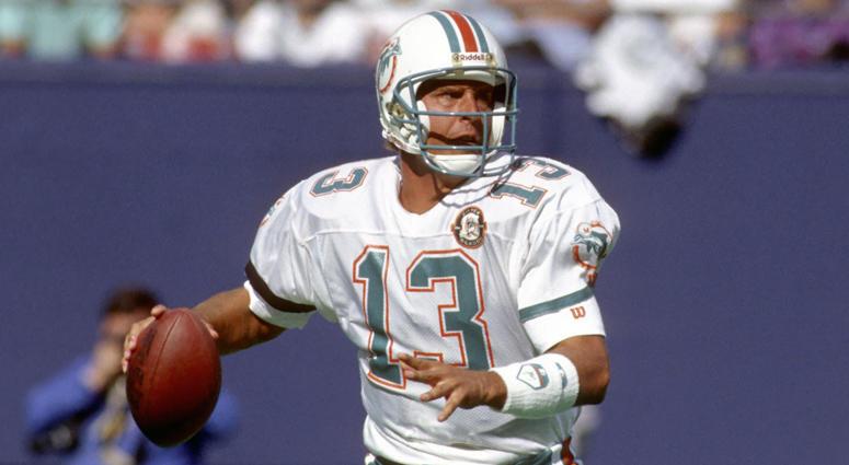 Dan Marino in 1990