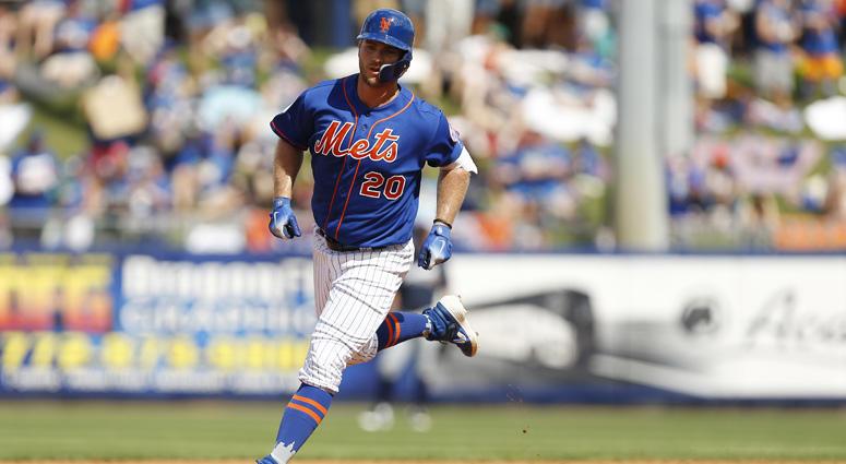 Mets first baseman Pete Alonso