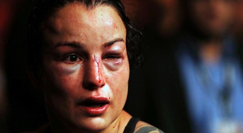 Raquel Pennington after UFC 224