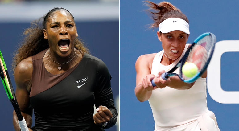 c56011d2c8f5a Serena Williams, Madison Keys On Collision Course To All-American US ...