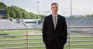 Army athletic director Mike Buddie