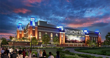 New Renderings Of Islanders Belmont Arena