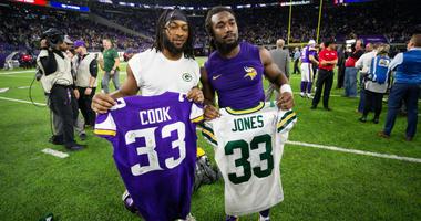 Aaron Jones and Dalvin Cook