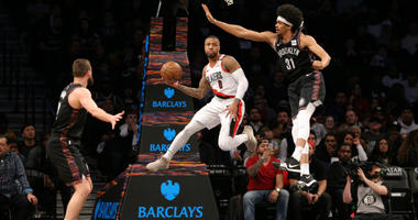 Joe Harris and Jarrett Allen defend Damian Lillard