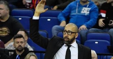 Knicks coach David Fizdale