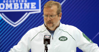 Jets GM Mike Maccagnan