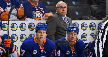 Trotz Named NHL Coach Of The Year