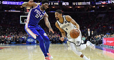 Nets-Sixers Playoff Schedule Announced