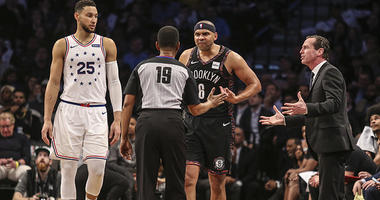Nets Co-Owner Fined For Tweet