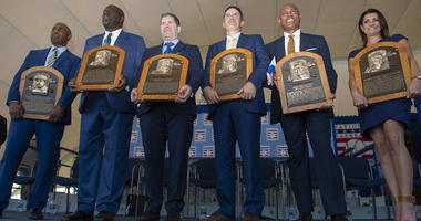 2019 Baseball Hall of Fame Inductees