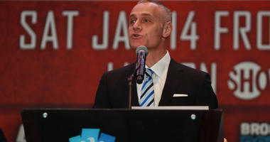 Nets CEO Brett Yormark in 2016