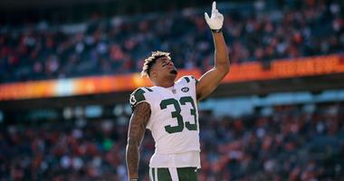 Jets safety Jamal Adams