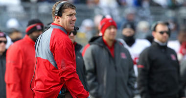 Rutgers coach Chris Ash