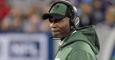 Jets coach Todd Bowles