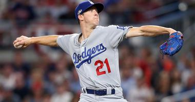 Dodgers pitcher Walker Buehler