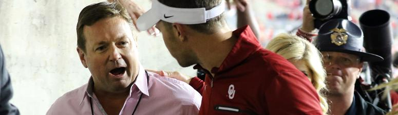 Bob Stoops: Lincoln Riley's Humility And Leadership Makes Him A Great Coach...