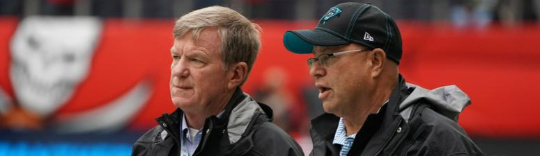 Mike Florio Discusses The State Of The Panthers Franchise