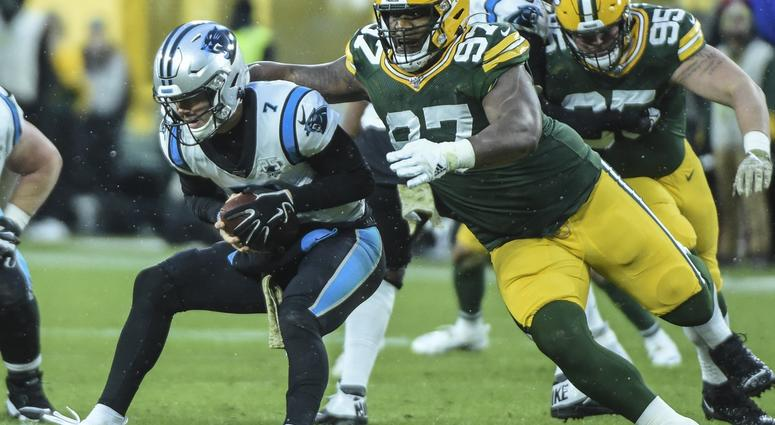 Greg Cosell Breaks Down The Film Of Panthers-Packers