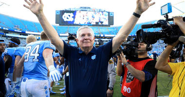Chip Patterson: Saturday's Win Doesn't Change My Expectations For The Tar Heels This Year...